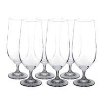 Jogo de 6 Taca 380ml Beer Glass Gastro - Ricaelle -