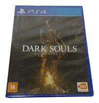 Jogo De Ação Dark Souls Remastered Ps4 -legendas Pt-br - 101Digitalgames