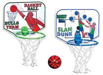 Jogo de Basketball C/ Tabela - Braskit -