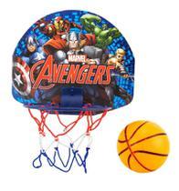 Jogo de Basquete Etitoys Dos Avengers Tabela - Etilux