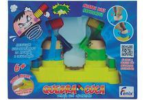 Jogo de Batalha Quebra Cuca Brinquedo Fenix -