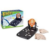Jogo de Bingo NIG Brinquedos 1000 -