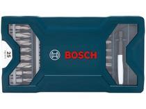 "Jogo de Bits 1/4"" Bosch 60Mini X-Line - 25 Peças"