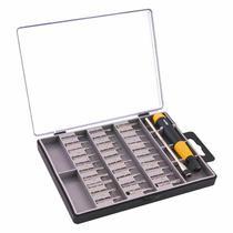 Jogo de Bits de Precisão 4mm 32 Peças Vonder -