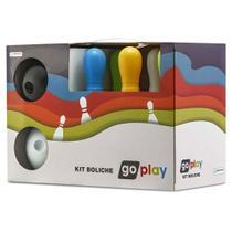 Jogo de Boliche - Boliche com 6 Pinos - Go Play - Multikids -