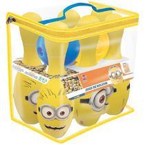 Jogo de Boliche Minions Lider Brinquedos -