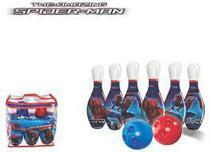Jogo de boliche spiderman - Lider Brinquedos