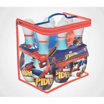 Jogo de Boliche Spiderman  - Lider Brinquedos -