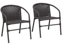Jogo de Cadeiras para Área Externa Famais - Salinas 2 Peças
