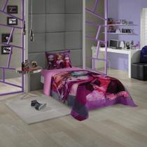 Jogo de cama 2 Peças Monster High Lepper -