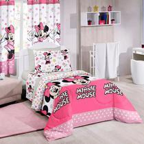 e4a79633c7 Jogo de Cama Infantil Minnie - Santista