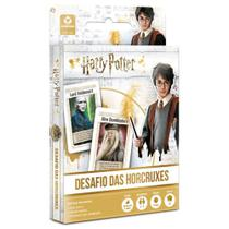 Jogo De Cartas Harry Potter Desafio Das Horcruxes Copag -