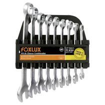 Jogo de Chave Combinada 9 Peças - Foxlux