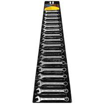 Jogo de Chaves Combinada 17 Peças 6 a 22mm Tramontina - Tramontina-Master