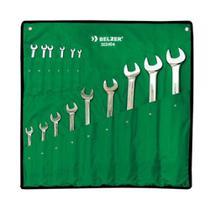 Jogo de chaves combinada Belzer 6 a 32mm - 15 peças -