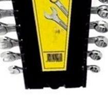 Jogo de Chaves Combinadas de 6 a 19mm com 11 Peças EDA-8TN -