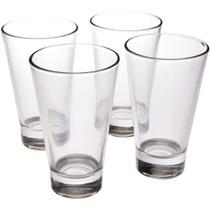 Jogo  de copos com 4 unidades - LIBBEY -