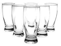 Jogo de Copos de Vidro para Cerveja 340ml 6 Peças  - Lyor 6552