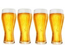 Jogo de Copos de Vidro para Cerveja Budweiser 4 Unidades de 400ML - Globimport
