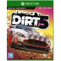 Jogo de Corrida Xbox One Dirt 5 Novo Original Codemasters - Copag