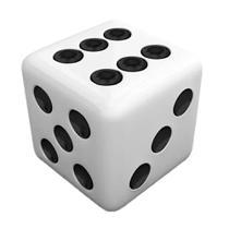Jogo De Dados 18 Mm - Euclides Jordão - 1 Unidade -