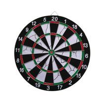 Jogo de Dardos com Alvo de 42cm de Diâmetro + 6 Dardos Atrio Multilaser - ES170 -