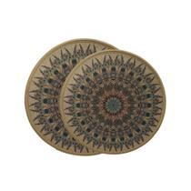 Jogo de descanso de panela Kacyumara 343212/7 2 peças -