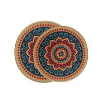 Jogo de descanso de panela Kacyumara 343212/8 2 peças -