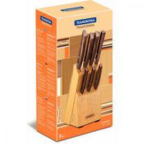 Jogo de facas 8 peças Tramontina 22299026 -