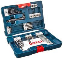 Jogo de Ferramentas Bosch V-Line com 41 peças -