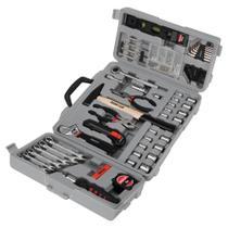 Jogo de ferramentas com maleta dobrável 160 peças - 927.0008-0 - Schulz -