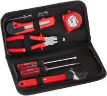 Jogo de ferramentas Nove54 com 8 peças aço carbono kf008 -