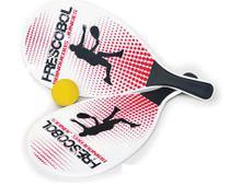 Jogo de Frescobol Free Balls Junges -