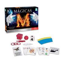Jogo de Mágicas 10 truques Mister M - Nig -