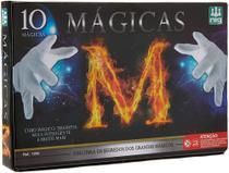 Jogo de Mágicas M - Nig Brinquedos -