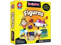 Jogo de Memória BrainBox Figuras - Estrela -