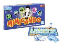 Jogo de Mímica Mimicando - Nig Brinquedos -