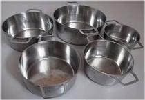Jogo De Panelas Em Aluminio Fundido  Polido 5 Peças - Panelas Brasil