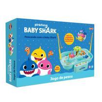 Jogo de Pesca Baby Shark Toyng -