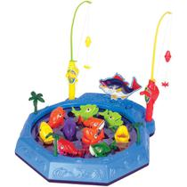 Jogo de Pesca Infantil - Azul - Fenix -