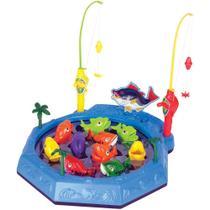 Jogo de Pesca Infantil - Lilás - Fenix -