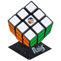 Jogo de Raciocínio - Rubik's Cubo Mágico - Hasbro -