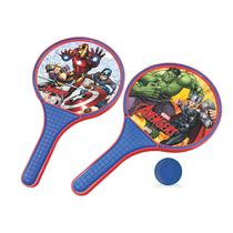 Jogo de Raquete Frescobol Avengers Líder - Lider