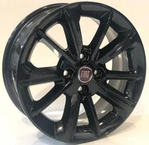Jogo de Roda Aro 15 FIAT CRONOS BLACK 4X98 - Krmai