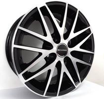 """Jogo de rodas GM Onix Aro 13"""" - Scorro S225 - Furação 4x100 - DP -"""