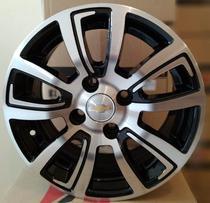 Jogo de Rodas Onix Active aro 14 - Chevrolet
