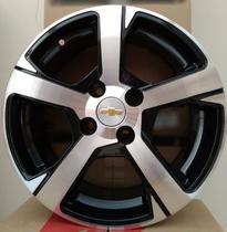 Jogo de Rodas Onix Ltz aro 15 - Chevrolet