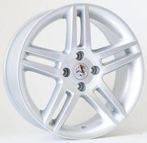"""Jogo de Rodas Peugeot 308 Aro 17"""" - Furação 4x108 - SS - R41 - Krmai"""
