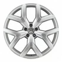"""Jogo de Rodas VW AMAROK Aro 17"""" Furação 5X120 HG Prata Especial - S07 - est"""