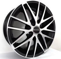 """Jogo de rodas VW GOL Aro 13"""" - Scorro S225 - Furação 4x100 - DP -"""